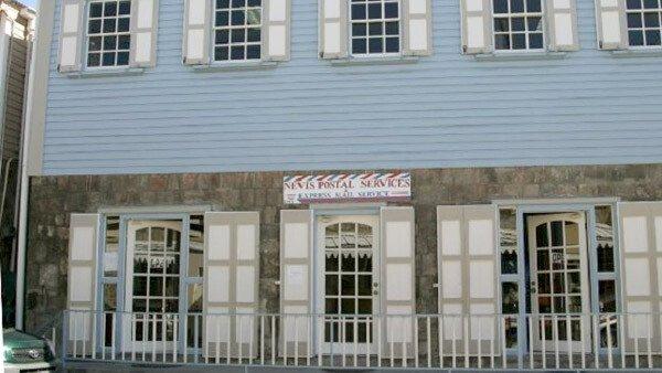 Charlestown, Nevis Post Office