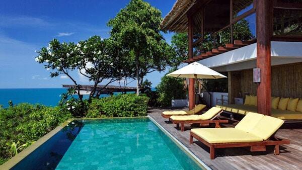Six Senses Resort Hotel St. Kitts