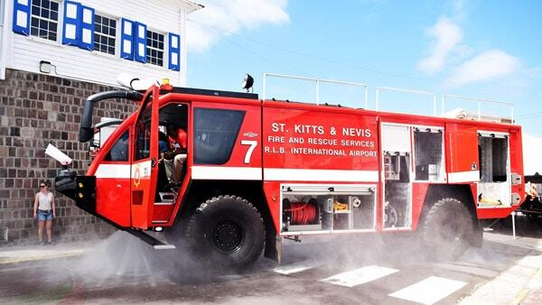 St. Kitts - Nevis Fire Services