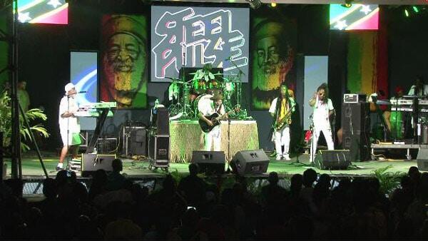 Steel Pulse - Heroes Day Concert - Nevis