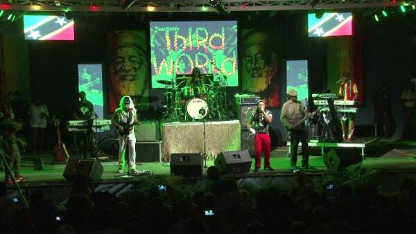 Third World - Heroes Day Concert - Nevis