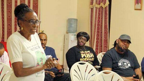 Irma Johnson - Nevis Culturama Committee