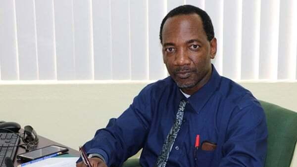 Kevin Barrett - Nevis Ministry of Education