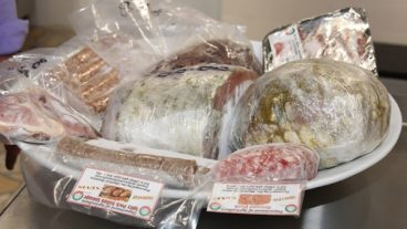 Locally Sourced Nevis Meat Products