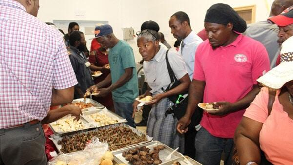 Food Samples At Agro Processing Plant