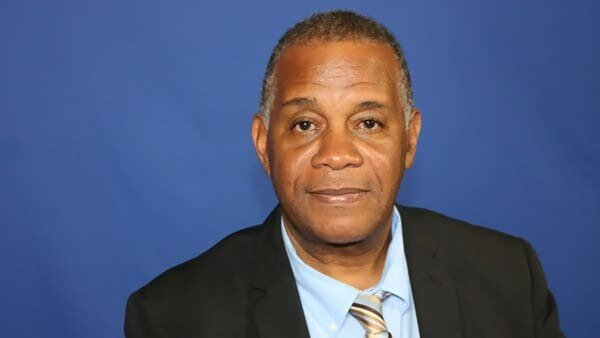 Nevis' Minister of Culture - Eric Evelyn