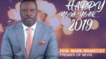 Nevis Premier - New Year 2019 Address
