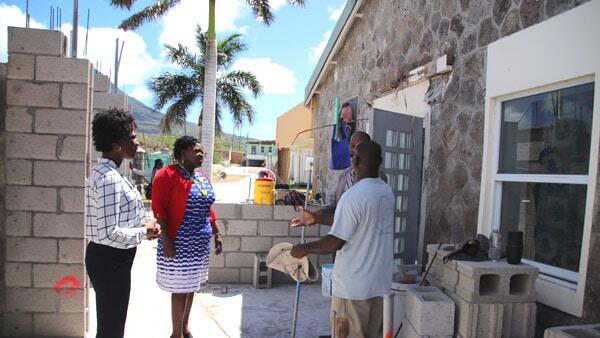 Nevis Nursing Home Construction Project