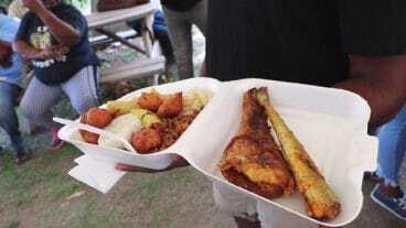 Jessups Seafood Festival