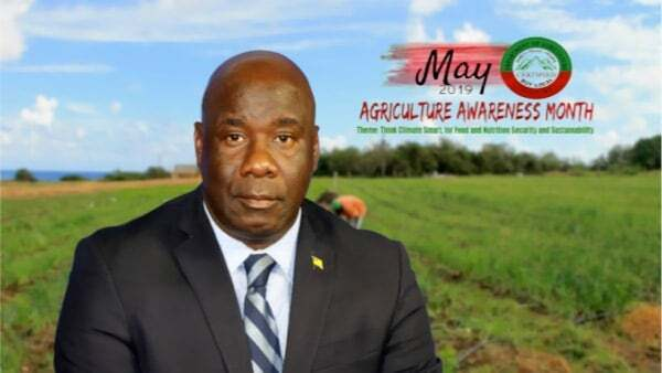 Alexis Jeffers - Minister of Agriculture