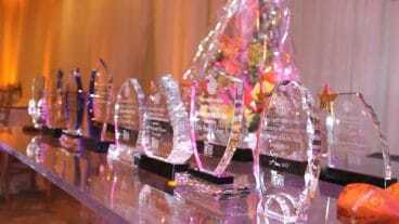 Nevis Tourism Awards Trophies