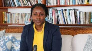 Dr. Tres-Ann Kremer Regional conference on Nevis