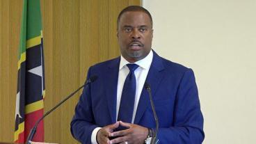 Nevis Premier Brantley