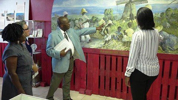 Alexander Hamilton Museum - Nevis Island