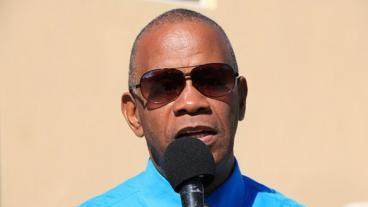 Nevis Minister For Cultural Affairs