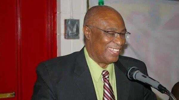Joseph Parry - Former Nevis Premier