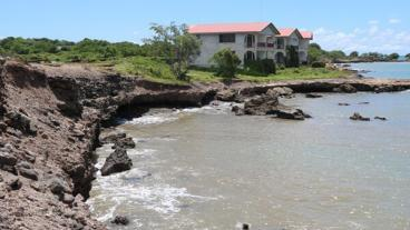 Nevis Environment Projects Beach Erosion