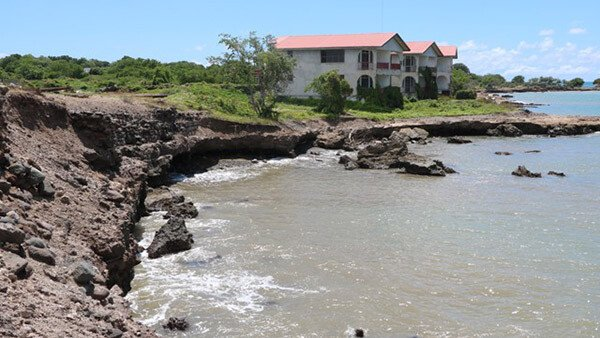 Nevis Environmental Projects Beach Erosion