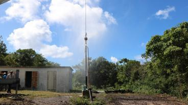 Nevis Redeveloping Well To Gain Water Access