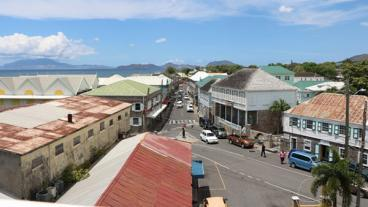 Covid-19- Compliance in Charlestown, Nevis