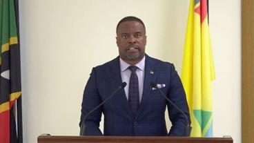 Covid-19 Address Given By Nevis Premier