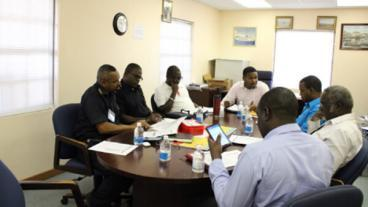 NASPA Officials - COVID-19 Meeting