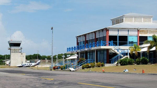 Nevis Airport - Vance W. Amory Airport
