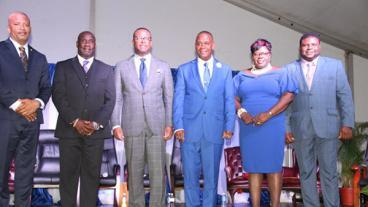 Nevis Cabinet Members