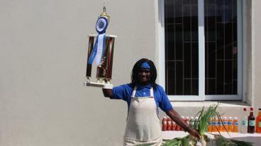 Nevis Farmer - Emontine Thompson