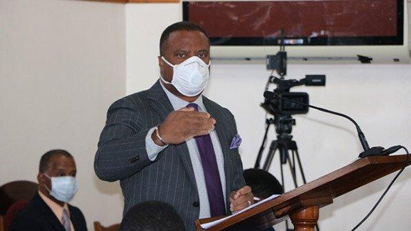 Nevis Premier Adresses Assembly