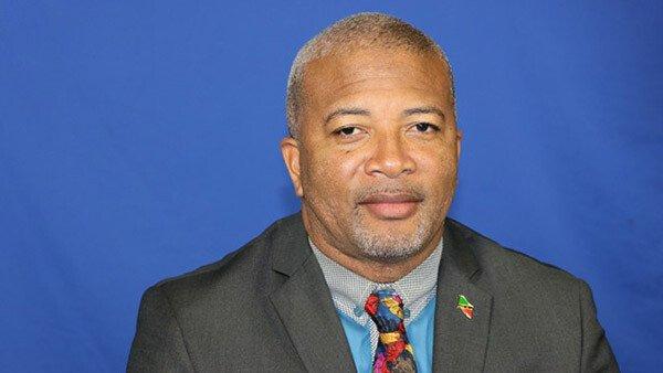 Nevis Water Supply Minister - Spencer Brand