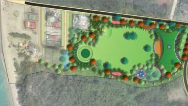 Pinney's Beach Park Project