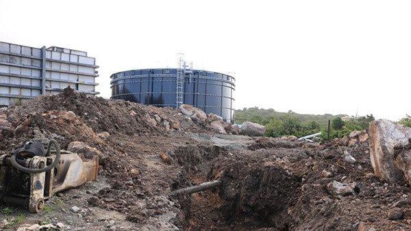 Water Tank - Hamilton, Nevis