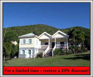 Sandpiper Luxury Nevis Villa Rental