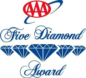American Automobile Association Gives Four Seasons 5 Diamonds