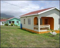 Affordable Homes Ottleys Development St. Kitts