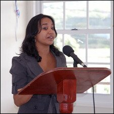 CARIRI Represenative - Ms. Ahliya Gobin