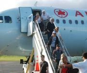 Air Canada Resumes Flights To St. Kitts – Nevis