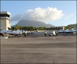 Nevis Airport Welcomes 12 Aircraft Via Air Journey