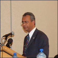 Assistant Secretary General of the OAS - Albert Ramdin