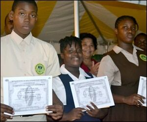 Alexander Hamilton Scholarship Winners