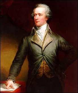 Alexander Hamilton Was Born In Nevis