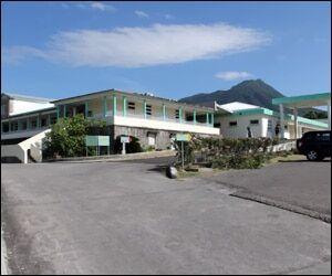 Alexandra Hospital - Nevis Island