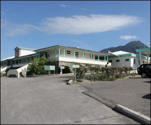 Alexandra Hospital - Nevis, West Indies