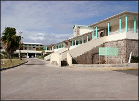 The Alexandra Hospital On Nevis