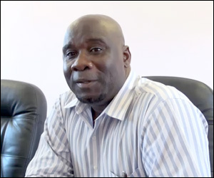 Nevis Natural Resources Minister - Alexis Jeffers
