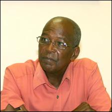 Mr. Alford Tyrell - Nevis Rotary Club