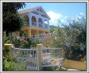 Nevis Villa Rental - Allamanda
