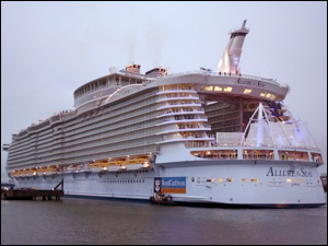 Royal Caribbean's - Allure of the Seas