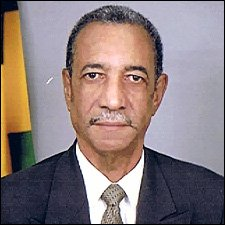 Outgoing Jamaican Ambassador - Anthony Johnson